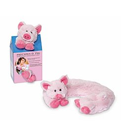 Spa Comforts by DreamTime® Pink Precious Pig Aromatherapy Wrap