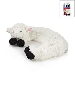 Spa Comforts by DreamTime® White Merry Little Lamb Aromatherapy Wrap