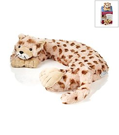 Spa Comforts by DreamTime® Tan Lounging Leopard Aromatherapy Wrap