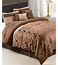 Sienna 6-pc. Comforter Set by LivingQuaters