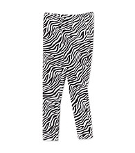 Miss Attitude Girls' 7-16 Printed Leggings