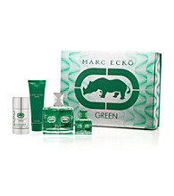 Marc Ecko Green Fragrance Gift Set