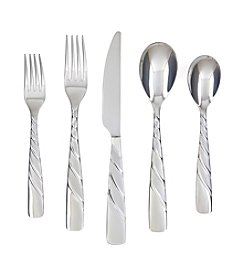 Farberware® 20-pc. Wasabi Sand Flatware Set
