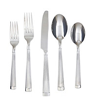 Farberware® 20-pc. Chicory Mirror Flatware Set