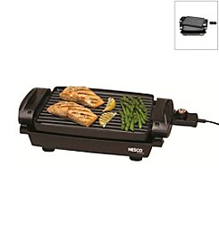 Nesco® 1400-Watt. Non-Stick Reversible Grill/Griddle
