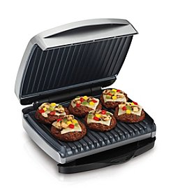 Hamilton Beach® Large Nonstick Indoor Contact Grill