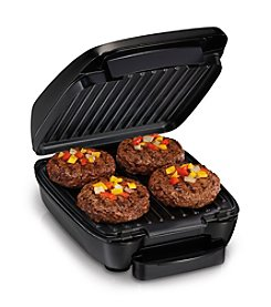 Hamilton Beach® Indoor Non-Stick Contact Grill