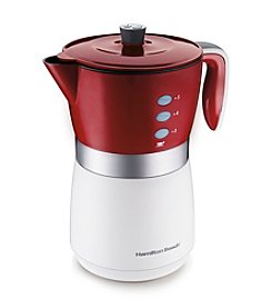 Hamilton Beach® 5-Cup Personal Coffee Brewer
