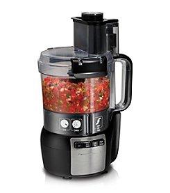 Hamilton Beach® 10-Cup Stack & Snap Food Processor