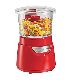 Hamilton Beach® 3-Cup Stack & Press Glass Bowl Food Chopper