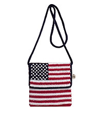 The Sak® Betty Flap American Flag