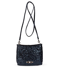 Elliott Lucca™ Black Mini Crossbody