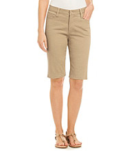 Jones New York Signature® Tan Lexington Short