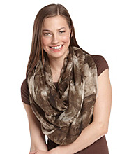The Accessory Collective Juniors' Tie Dye Scarf