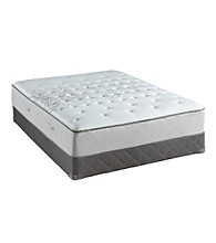 Sealy® Posturepedic® Twin Creeks Plush Mattress & Box Spring Set