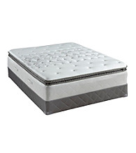 Sealy® Posturepedic® Twin Creeks Cushion Firm Euro Pillow Top Mattress