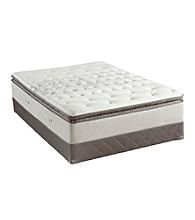 Sealy® Posturepedic® Twin Creeks Plush Euro Pillow Top Mattress