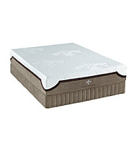 Stearns & Foster® Annalise Monogram Gel Memory Foam Firm Mattress