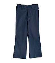 French Toast® Girls' 4-16 Navy Stretch Twill Pants