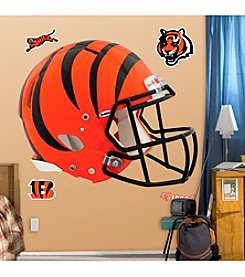 NFL® Cincinnati Bengals Revolution Helmet Wall Graphic by Fathead®