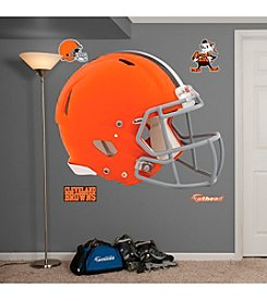 NFL® Cleveland Browns Revolution Helmet Wall Graphic by Fathead®