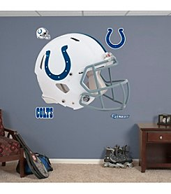 NFL® Indianapolis Colts Revolution Helmet Wall Graphic by Fathead®