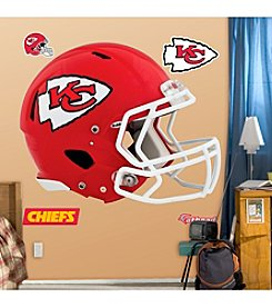 NFL® Kansas City Chiefs Revolution Helmet Wall Graphic by Fathead®