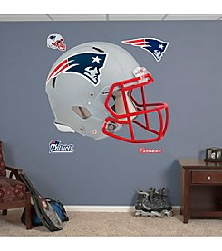 NFL® New England Patriots Revolution Helmet Wall Graphic by Fathead®