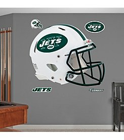 NFL® New York Jets Revolution Helmet Wall Graphic by Fathead®
