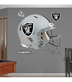 NFL® Oakland Raiders Revolution Helmet Wall Graphic by Fathead®