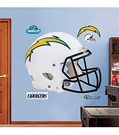 NFL® San Diego Chargers Revolution Helmet Wall Graphic by Fathead®
