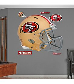 NFL® San Francisco 49ers Revolution Helmet Wall Graphic by Fathead®