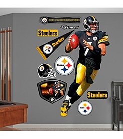 NFL® Pittsburgh Steelers Ben Roethlisberger Real Big Wall Graphic