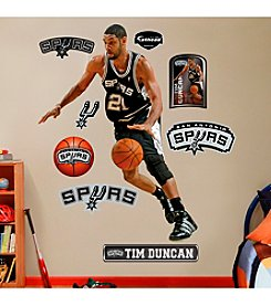 NBA® San Antonio Spurs Tim Duncan Real Big Wall Graphic