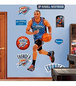 NBA® OKC Thunder Russell Westbrook Real Big Wall Graphic