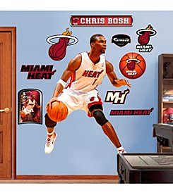 NBA® Miami Heat Chris Bosh Real Big Wall Graphic