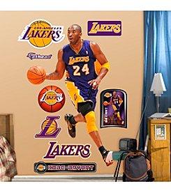 NBA® Los Angeles Lakers Kobe Bryant Real Big Wall Graphic