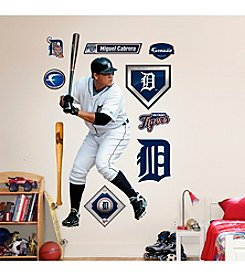 MLB® Detroit Tigers Miguel Cabrera Real Big Wall Graphic