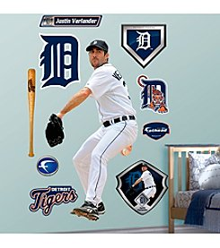 MLB® Justin Verlander Real Big Wall Graphic