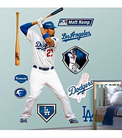 MLB® Los Angeles Dodgers Matt Kemp Real Big Wall Graphic