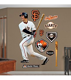 MLB® San Francisco Giants Buster Posey Real Big Wall Graphic