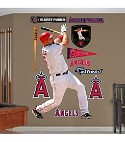 MLB® Los Angeles Angels Albert Pujols Real Big Wall Graphic