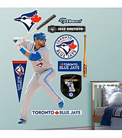 MLB® Toronto Blue Jays Jose Bautista Real Big Wall Graphic