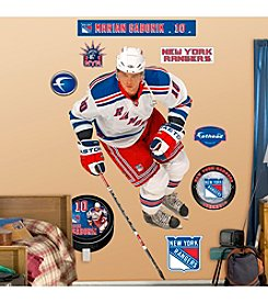 NHL® Columbus Blue Jackets Marian Gaborik Wall Graphic