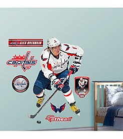 NHL® Washington Capitals Alexander Ovechkin Wall Graphic by Fathead