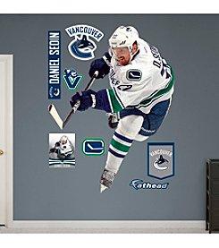 NHL® Vancouver Canucks Daniel Sedin Wall Graphic by Fathead®