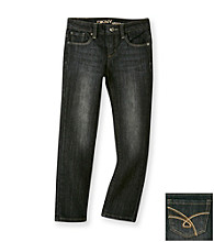 DKNY® Girls' 2T-6X Dark Wash Skinny Jeans
