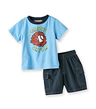 Kids Headquarters® Baby Boys' Blue 2-pc. Great Catch Set