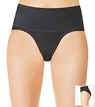 ASSETS® Red Hot Label™ by Spanx Cheeky Control Hi-Cut Brief