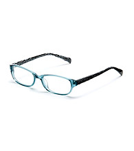 Café Readers® Blue Eqidae Reading Glasses